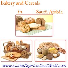 #Bakery and #Cereals in #SaudiArabia