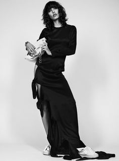 Lorelle Rayner_Harper's Bazaar Netherlands January 2016 www.Luxybug.net