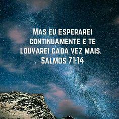 Eu te louvarei Senhor de todo meu coração!