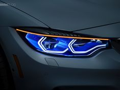 World Premiere: BMW M4 Concept Iconic Lights