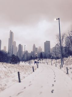 Chicago Wintry Morning : 20170313