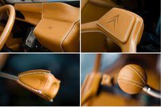Citroen 2CV spécial edition x Hermés