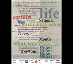Heretic, Rebel, a Thing to Flout: Kicking off National Poetry Month 2016 With Everet Hoagland.  I first encountered Hoagland in the pages of UUWorld magazine back in 2011 when he knocked my socks off with a series of poems dealing with returning to his African roots including the horrors of the slave trade, Middle Passage and the ambiguity and paradox of being African and American at the same time.