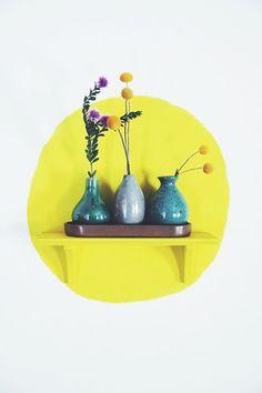 het Dijkhuisje | Muurverf ideeën | Wallpaint ideas | http://www.hetdijkhuisje.nl