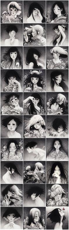 Innocent Girls III by frecklefaced29.deviantart.com on @deviantART