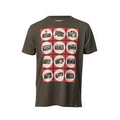 T-Shirt CAMCHART Organic Cotton T Shirts, Photographers, Stylish, Tees, Mens Tops, Fashion, Moda, T Shirts