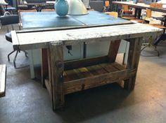 neef louis design : vintage design en industrieel; meubels kasten lampen en nog veel meer : tafels