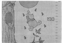 The Classic Pooh Height Chart 10/12