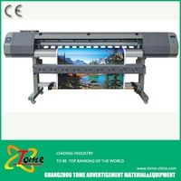 Car sticker/ vinyl/ Photo paper eco solvent printing machine