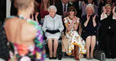 Who is Angela Kelly, the Queen's Right-Hand Woman at London Fashion Week?