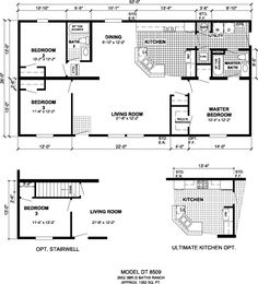 Manufactured and Modular Home Plans, Floor Plans, Photos