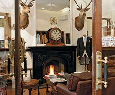 Huntsman, Savile Row, London