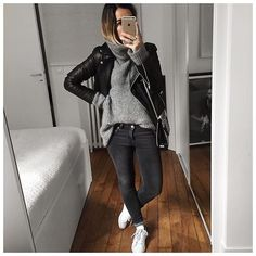 The Fashion Lift: Autumn/Winter Inspiration Fall Winter Outfits, Autumn Winter Fashion, Autumn Style, Autumn Casual Outfits, Autumn Outfits For Teen Girls, Winter Style, Look Fashion, Womens Fashion, Fashion Trends