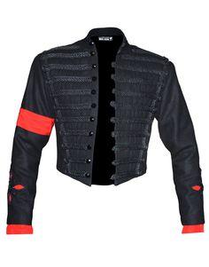 Wicked Fun ® Re del Pop Michael Jackson Unisex Costume Accessori