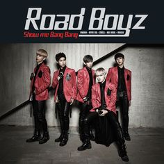Road Boyz 2nd Digital Single 'Show Me Bang Bang'