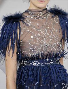 Chanel haute couture s/s Couture Details, Fashion Details, Love Fashion, High Fashion, Fashion Design, Fashion Beauty, Coco Chanel, Chanel Fashion, Runway Fashion