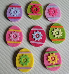 felt embellishments - Bing Images