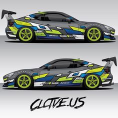 Livery I just completed for @sd_drift_frs. Super pleased with how this turned out, can't wait to ...