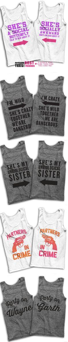 Best Friend T Shirts, Bff Shirts, Baby Girl Shirts, Shirts For Girls, Cool Shirts, Friends Shirts, 2pac T Shirt, Baby Blue Dresses, Aesthetic Shirts