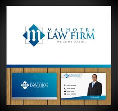 Need powerful logo and business card for personal injury lawyer by Jajay_shin