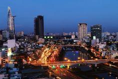 How to Drive a Motorbike in Saigon – Matthew Pike Drive A, Ho Chi Minh City, San Francisco Skyline, Travel, Life, Viajes, Destinations, Traveling, Trips