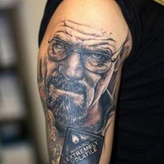 The Best-Ever Breaking Bad Tattoos, Ranked Anything