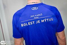 Jan Kareš, světový král shybů, otevírá na začátku dubna nové fitness