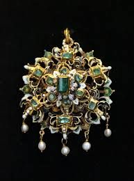 1630s jewellery - Google Search