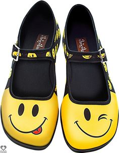 Hot Chocolate Shoes - Smile - Buy Online Australia Beserk