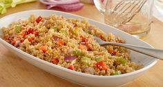 Cajun Couscous Salad