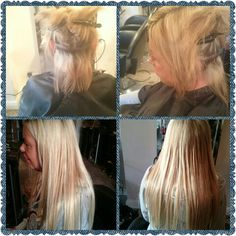 Extensions by sharon at The salon 243