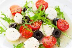 Вкусные и полезные Фитнес-салаты (6 рецептов) » Женский Мир
