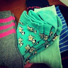 Collection of Topshop socks!