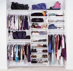 closet of my dreams! Girls Closet Organization, Closet Ideas, Clothing Organization, Bedroom Decor For Teen Girls, Teen Girl Bedrooms, Tween Girls, Girl Closet, Closet Bedroom, Dream Homes