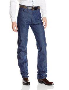 awesome Men's Cowboy Cut Original Fit Jean - For Sale