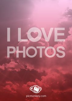 I love photos