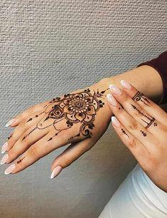 tattoo designs men arm & tattoo designs & tattoo designs men & tattoo designs for women & tattoo designs men forearm & tattoo designs unique & tattoo designs men arm & tattoo designs men sleeve & tattoo designs men small Henna Finger Tattoo, Hena Tattoo, Hand And Finger Tattoos, Simple Henna Tattoo, Cute Hand Tattoos, Henna Tattoo Designs Simple, Hand Tattoos For Women, Hand Henna, Henna Hand Tattoos