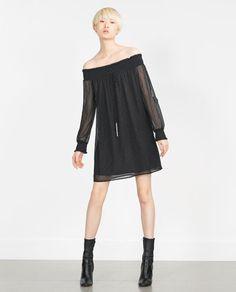 Zara Vestidos catálogo primavera verão ~ Mad Moda