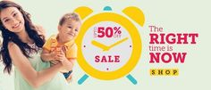 Mumzworld is an online baby shop and is one of the best online store in middle east for baby products. Mumzworld offers discount and deals for mothers to make their life a bit easy and relaxed. It has all the niche brands product and the best quality product for the babies. All products of babies are available and mumzworld coupon codes are like bonus to shopping at such an affordable price. All latest deals and discounts are available at Asaan.