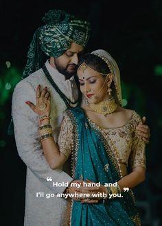 Portrait Indian Wedding Photography Poses Bride And Groom Indian Wedding Poses, Indian Wedding Couple Photography, Bride Photography, Couple Photography Poses, Romantic Couples Photography, Couple Wedding Dress, Wedding Couple Photos, Wedding Couples, Wedding Pics