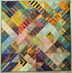 New England Quilt Museum: Michael James