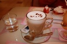 hello kitty drink | Tumblr