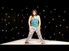 Zumba Steps: Cooldown