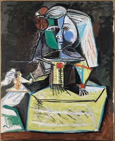 Las Meninas, Pablo Picasso, 1957, Museu Picasso in Barcelona - To understand this...