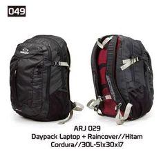 Tas Gunung Hiking Carrier Pria [ARJ 029] (Brand Trekking) Original Bandung