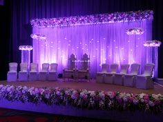 From stunning backdrops to lavish banquets, here are some interesting ideas to give your wedding decor an extra boost. Wedding Stage Decorations, Wedding Backdrop Design, Wedding Stage Design, Wedding Reception Backdrop, Wedding Mandap, Wedding Themes, Wedding Table, Wedding Ideas, Table Decorations