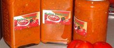 Recept Italská rajčatová omáčka Salsa, Jar, Homemade, Food, Home Made, Essen, Salsa Music, Meals, Yemek