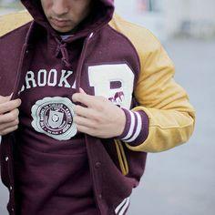 "The BKc ""GOLD RUSH"" Varsity Jacket //   Pre-Order for $480"