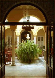 Hotel Simon  Seville, Spain