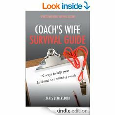 My life as the coach's wife for the next 4 months